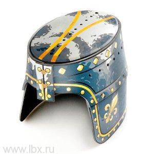 Рыцарский шлем с геральдической лилией, Liontouch (Лионтач)