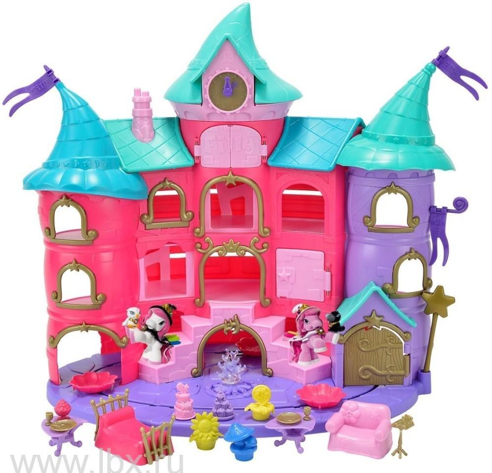 Игровой набор Заколдованный замок Ведьмочек Филли,Filly (Филли)- увеличить фото