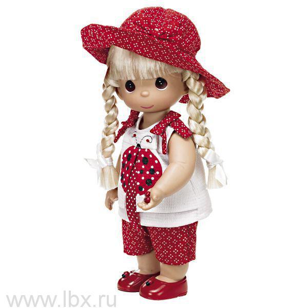 Кукла `Горошинка` блондинка 30 см, Precious Moments (Драгоценные Моменты)