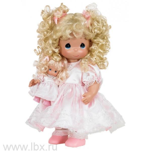 Кукла `Такая же, как я` блондинка 30 см, Precious Moments (Драгоценные Моменты)