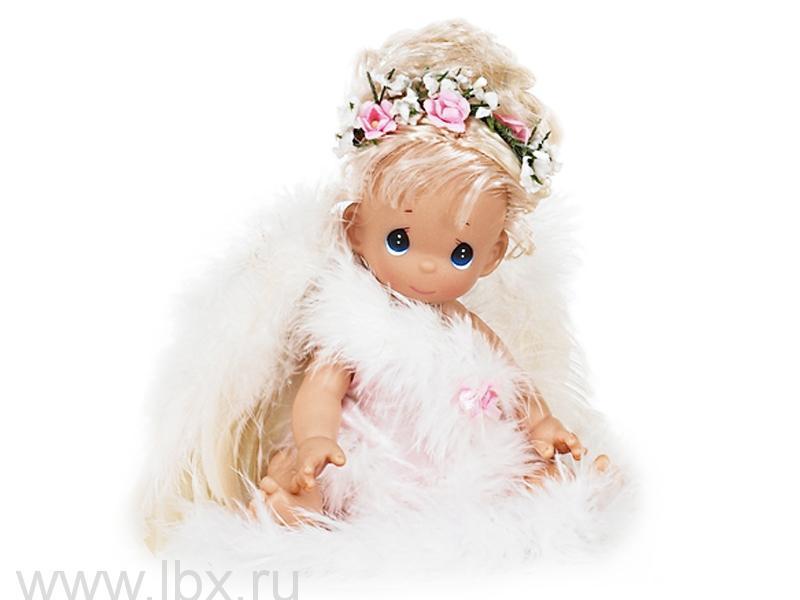 Кукла `Ангелочек` блондинка 21 см, Precious Moments (Драгоценные Моменты)
