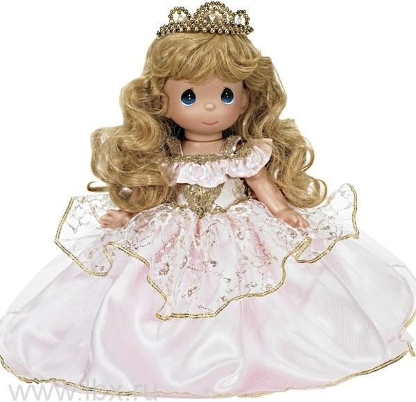 Кукла `Золушка` 21 см, Precious Moments (Драгоценные Моменты)