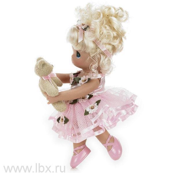 Кукла `Танцуй со мной` блондинка 21 см, Precious Moments (Драгоценные Моменты)
