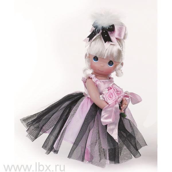 Кукла `Краса балета` блондинка 21 см, Precious Moments (Драгоценные Моменты)