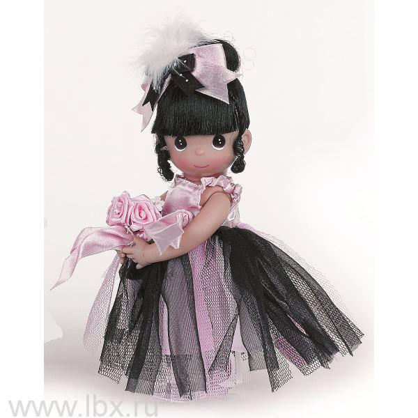Кукла `Краса балета` брюнетка 21 см, Precious Moments (Драгоценные Моменты)