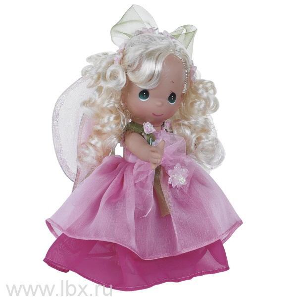 Кукла `Цветочная фея` блондинка 21 см, Precious Moments (Драгоценные Моменты)