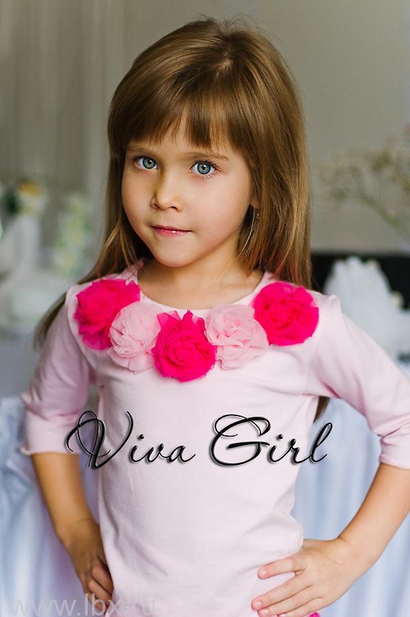 Топ нарядный Viva Girl (Вива Герл)- увеличить фото