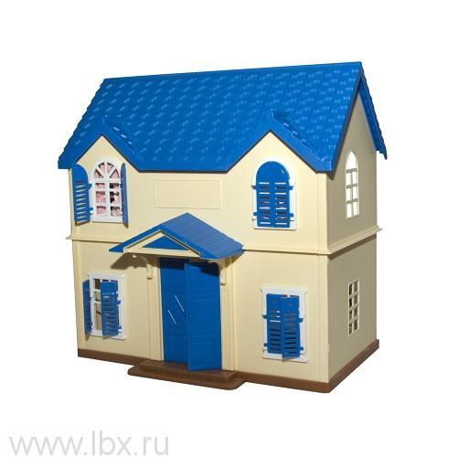 Домик с голубой крышей, Village Story (Виладж Стори)