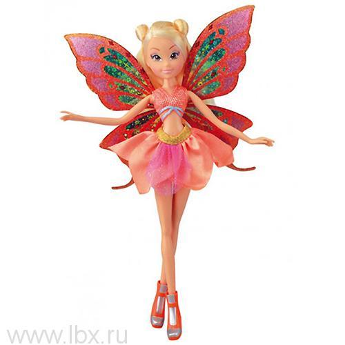 Кукла Winx Club `Сила Энчантикс` Stella (Стелла), Winx (Винкс)