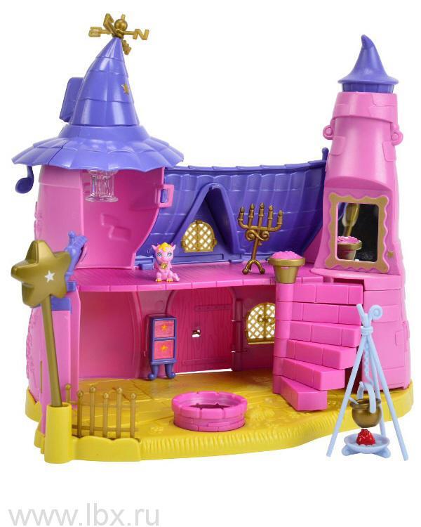 Игровой набор `Заколдованный замок`, Filly Witchy (Филли Ведьмочки)