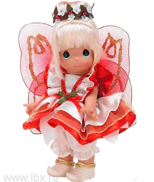 Кукла `Рождественские колокольчики` 21 см, Precious Moments (Драгоценные Моменты)