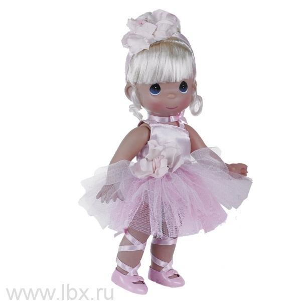 Кукла `Балерина` блондинка 30см, Precious Moments (Драгоценные Моменты)