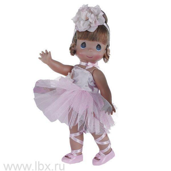 Кукла Балерина` рыжая 30 см, Precious Moments (Драгоценные Моменты)