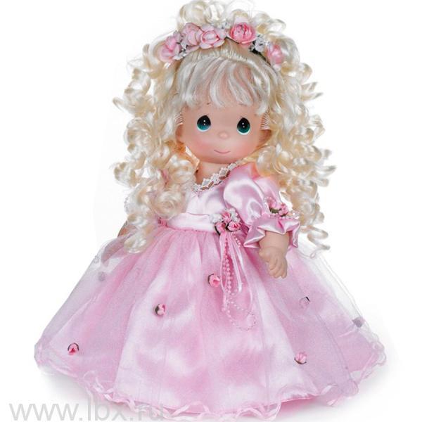 Кукла `Красотка` блондинка 30 см, Precious Moments (Драгоценные Моменты)