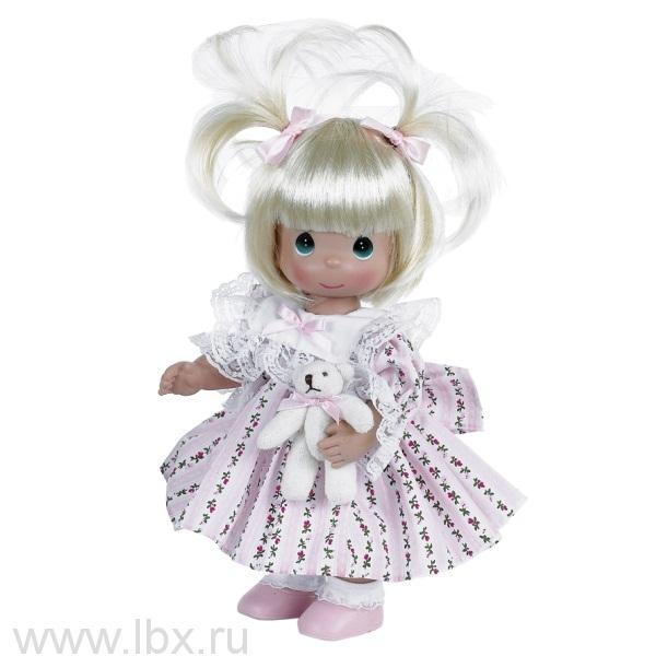 Кукла `Друзья навсегда` блондинка 30 см, Precious Moments (Драгоценные Моменты)- увеличить фото