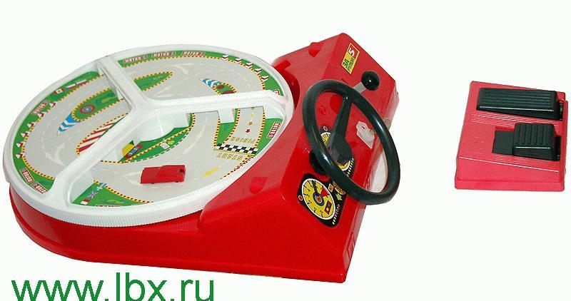 Игра `За рулем-5` (с педалями) Sport Toys (Спорт Тойз)