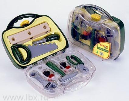Klein Набор инструментов `Bosch` в кейсе  Klein (Кляйн)