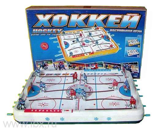 Настольный хоккей `Хоккей-2` Sport Toys (Спорт Тойз)