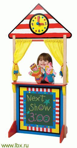 Кукольный театр Alex (Алекс)