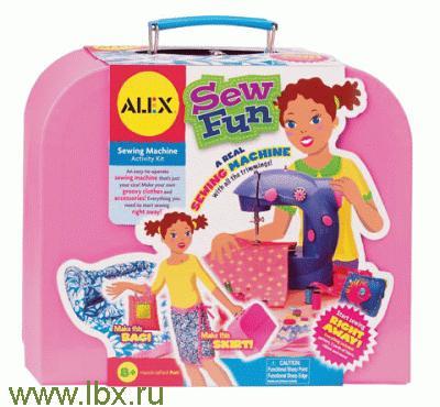 Швейная машинка Alex (Алекс)- увеличить фото
