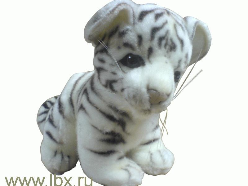 Игрушка от Hansa (Ханса) Тигренок белый 18 см