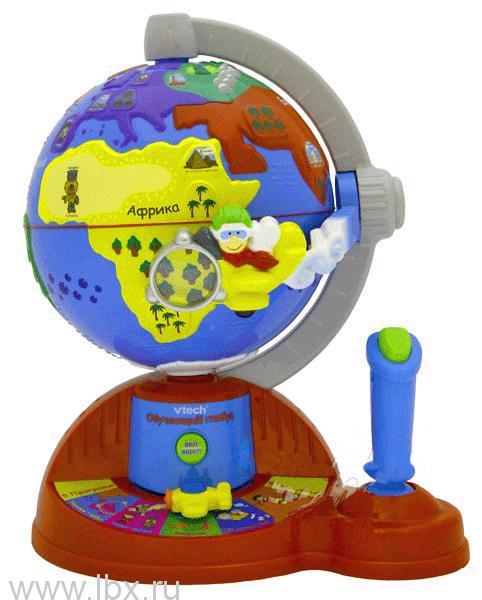 Развивающая игрушка Обучающий глобус VTech