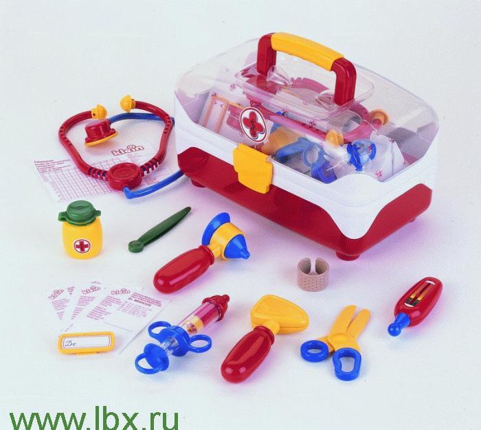 Игрушка набор доктора  Klein (Кляйн) в контейнере