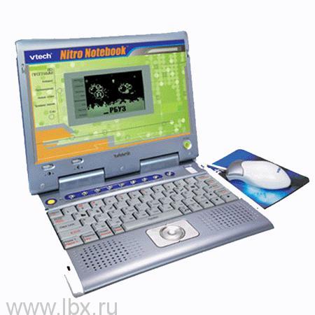 Обучающий компьютер Nitro Notebook VTech