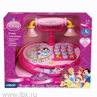 Обучающий телефон маленькой принцессы VTech