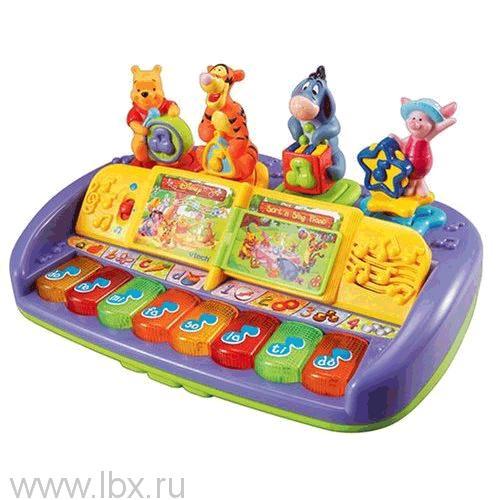 Обучающее пианино Винни  VTech