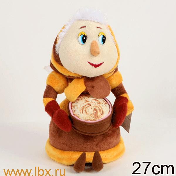 Мягкая игрушка Баба Капа, м/ф `Лунтик и его друзья` Мульти-Пульти