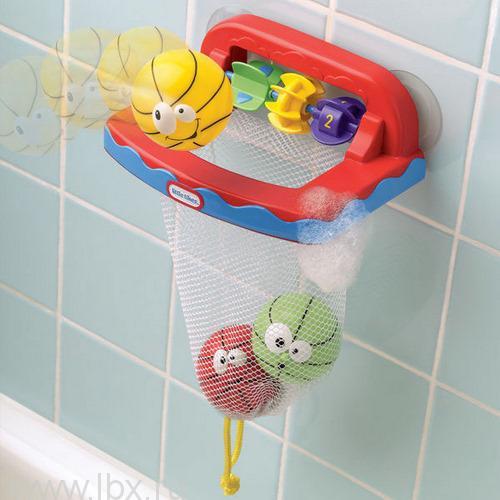 Игровой набор для ванной `Баскетбол` Little Tikes (Литл Тайкс)
