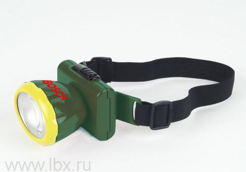 Игрушка `Налобный фонарик BOSCH`  Klein (Кляйн)