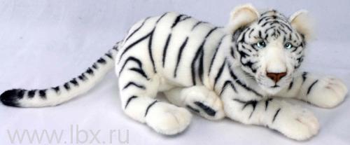 Игрушка от Hansa (Ханса) Тигр белый, 40 см