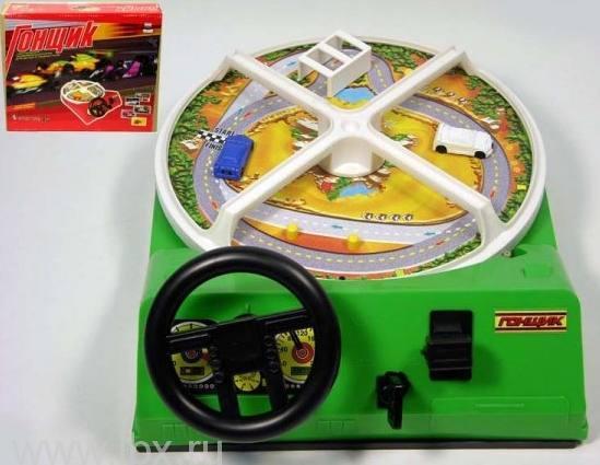 Игра `Гонщик-М` в подарочной упаковке  Sport Toys (Спорт Тойз)