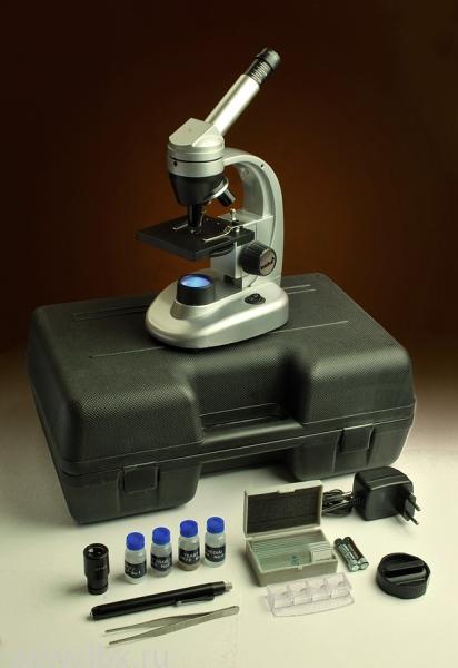 Микроскоп Levenhuk (Левенгук) 50L NG