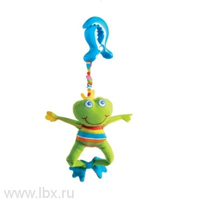 Развивающая игрушка `Лягушонок Френки` Tiny Love (Тини Лав)