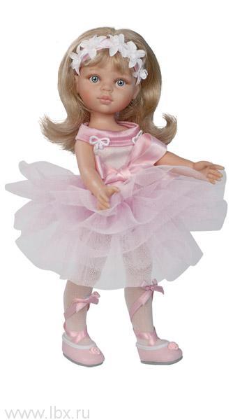 Кукла Карла балерина Paola Reina (Паола Рейна)