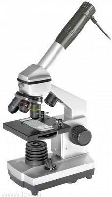 Цифровой микроскоп 40x-1024x (c кейсом) Bresser JUNIOR (Брессер Джуниор)