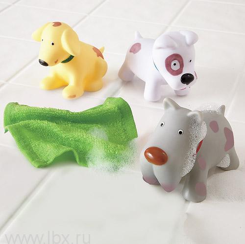 Игровой набор для ванны `Вымой щенка` Alex (Алекс)