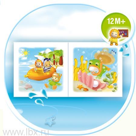 Мягкая книжечка для ванны Smoby (Смоби)
