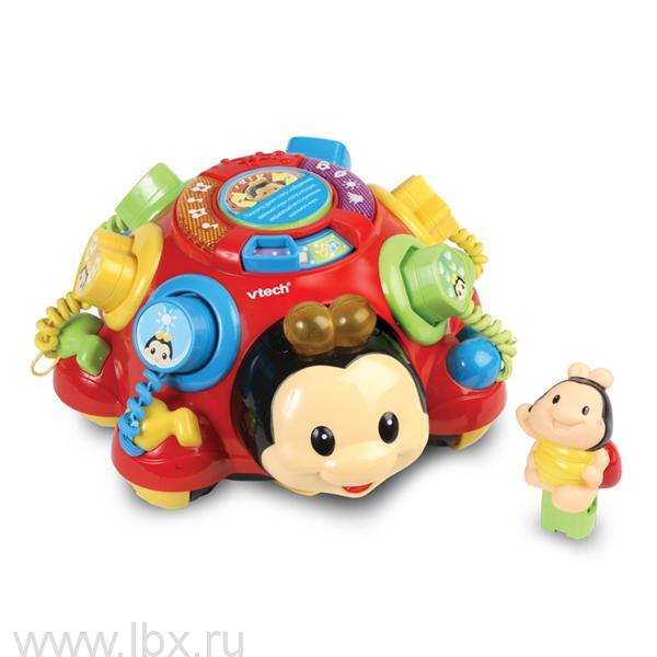 Какие игрушки до года развивающие