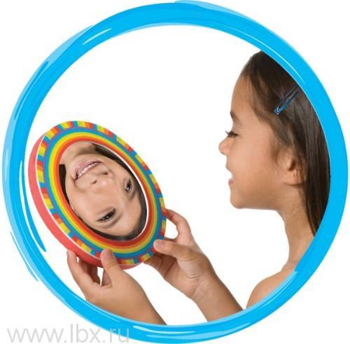 Игрушка для ванны Зеркало `вверх тормашками` Alex (Алекс)