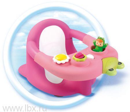 Стульчик для купания, розовый Smoby (Смоби)