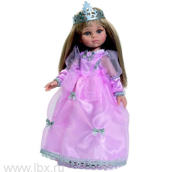 Кукла Карла, розовая принцесса от Paola Reina (Паола Рейна)