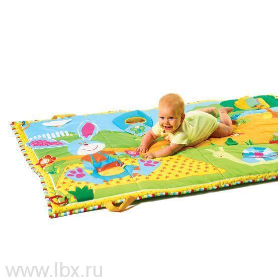 Развивающий коврик `Мои маленькие открытия` Tiny Love (Тини Лав)