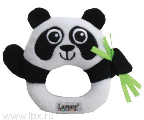 Развивающая игрушка - погремушка `Панда` Learning Curve (Ленинг Курв)