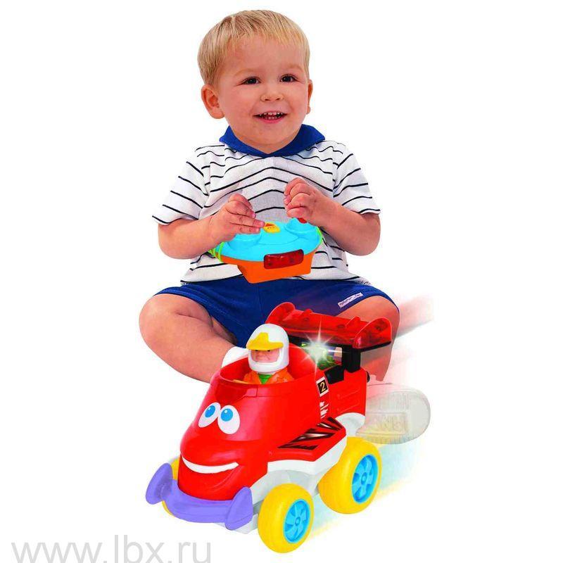 Развивающая игрушка `Забавный автомобильчик` Kiddieland (Кидди лэнд)