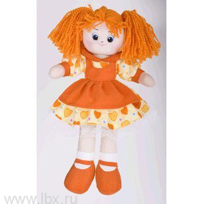 Кукла Апельсинка в платье с сердечками Gulliver (Гулливер)