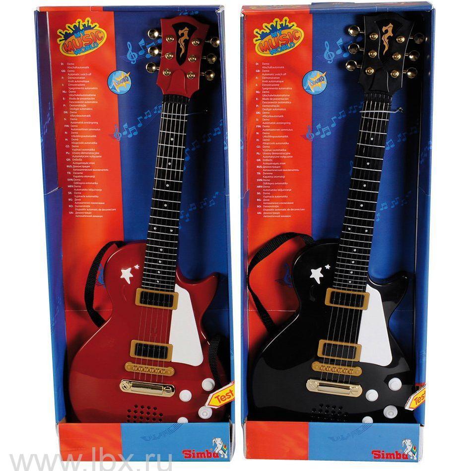 Рок-гитара Simba (Симба)